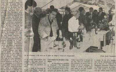 1992-12 : Lucciana village «branché»